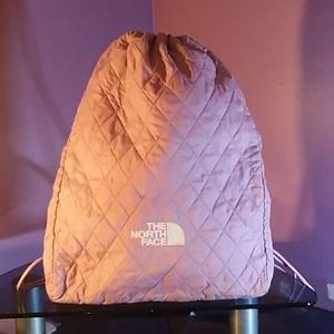 The North Face Drawstring Backpack